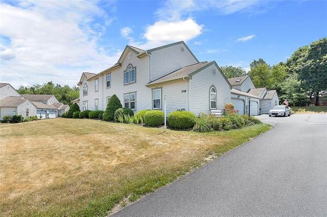 248 Huckleberry Ct, Marshall, PA 15090 (MLS #1455214) :: The SAYHAY Team