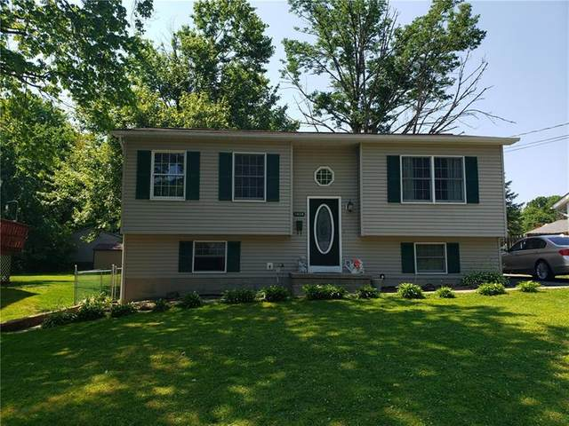 1434 George Street Ext., Hermitage, PA 16148 (MLS #1455221) :: RE/MAX Real Estate Solutions
