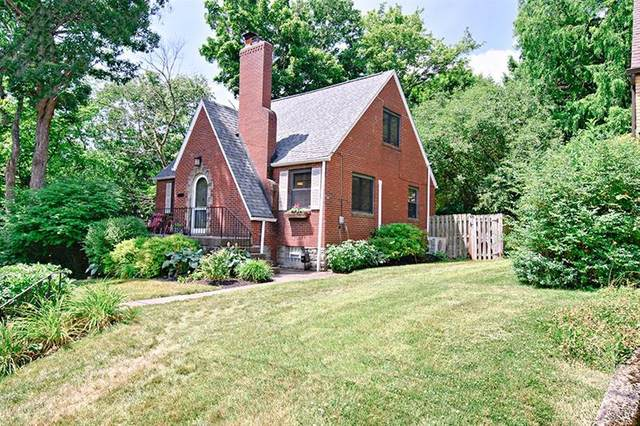 1484 Green Ave, Shaler, PA 15116 (MLS #1455425) :: The SAYHAY Team