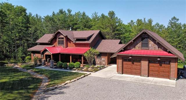 25 Mallard Lake Dr, Pine Twp - Mer, PA 16127 (MLS #1455501) :: Broadview Realty