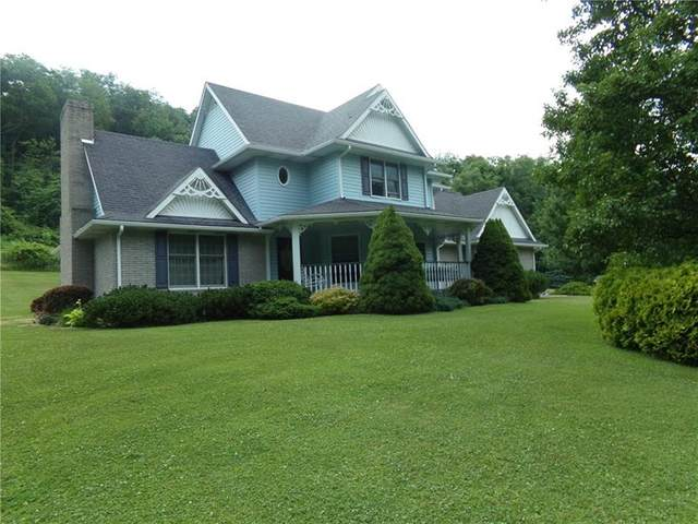 243 Wildcat Road, Somerset Twp, PA 15541 (MLS #1455529) :: RE/MAX Real Estate Solutions