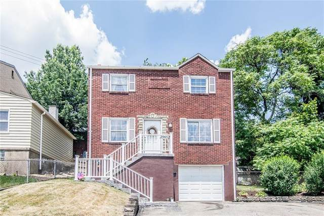 2965 Brevard Ave, Brentwood, PA 15227 (MLS #1455635) :: RE/MAX Real Estate Solutions