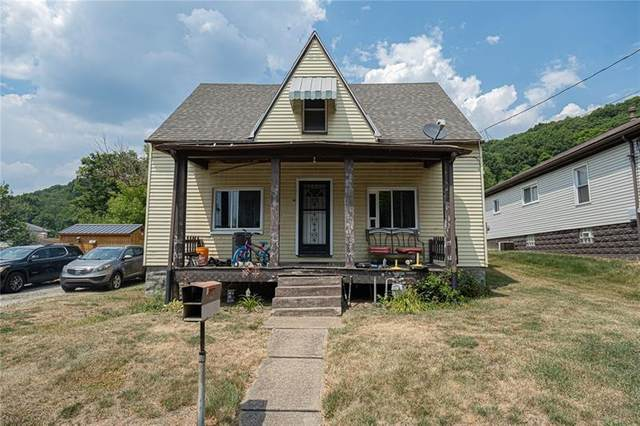 121 Beech St, Shaler, PA 15116 (MLS #1455637) :: The SAYHAY Team
