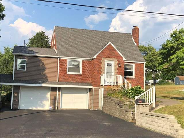 7262 & 7258 Shannon Rd, Penn Hills, PA 15147 (MLS #1455640) :: RE/MAX Real Estate Solutions