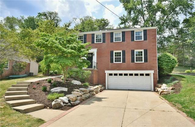 1865 Concord Drive, Mccandless, PA 15101 (MLS #1455649) :: The SAYHAY Team
