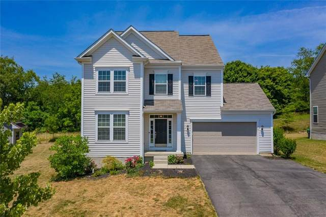 315 Eagle Dr, Cranberry Twp, PA 16066 (MLS #1455668) :: The SAYHAY Team