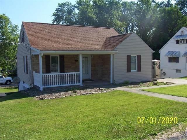 120 Ellsworth Ave, Kirby/Mt.Morris, PA 15349 (MLS #1455678) :: Broadview Realty