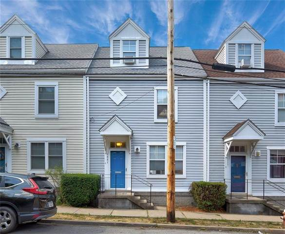 1221 Breed St., South Side, PA 15203 (MLS #1455706) :: RE/MAX Real Estate Solutions