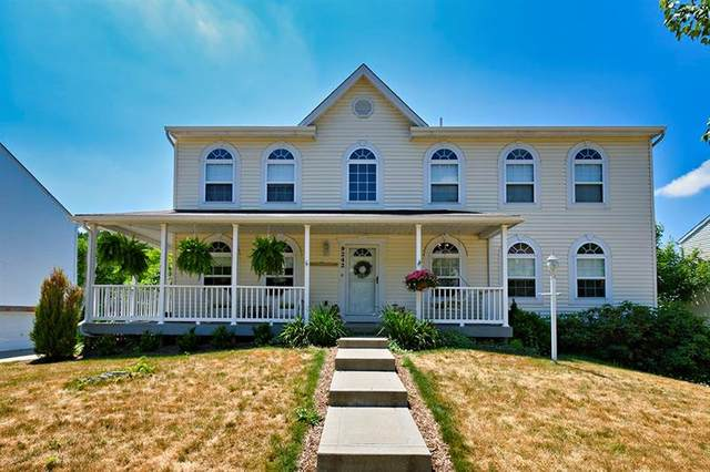 9242 Marshall Road, Cranberry Twp, PA 16066 (MLS #1455715) :: The SAYHAY Team