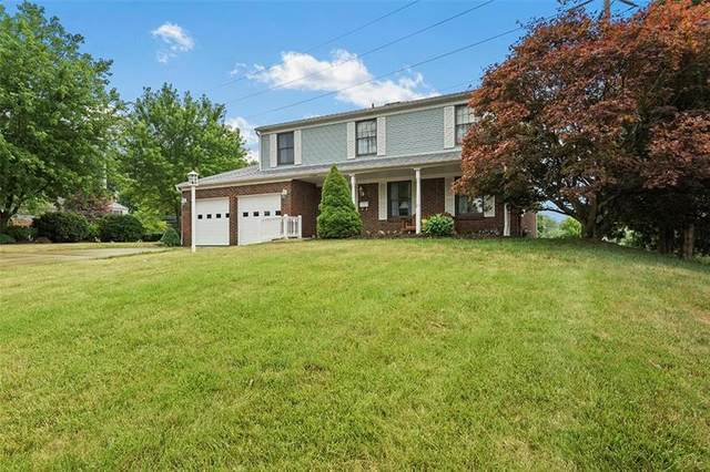 1320 Rolling Meadow Rd, Upper St. Clair, PA 15241 (MLS #1455834) :: The SAYHAY Team