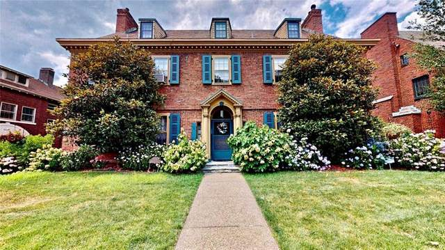 5039 Amberson Place, Shadyside, PA 15232 (MLS #1455875) :: The SAYHAY Team