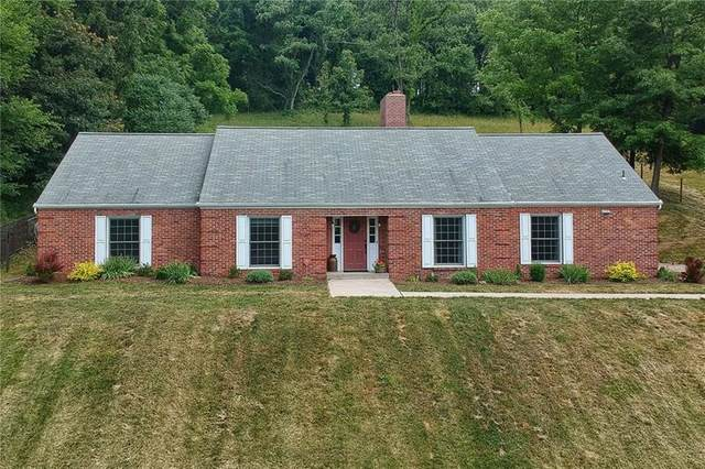 2544 Wexford Bayne Rd, Franklin Park, PA 15143 (MLS #1455916) :: The SAYHAY Team