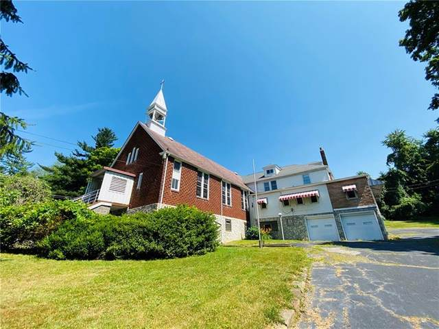 837 Wood St Ext, Nemacolin, PA 15351 (MLS #1456097) :: Broadview Realty