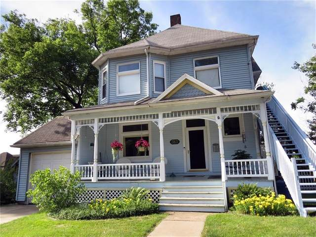 313 W Pearl St, City Of But Nw, PA 16001 (MLS #1456177) :: Dave Tumpa Team