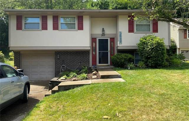 307 Golden Rod Ct, South Fayette, PA 15017 (MLS #1456179) :: The SAYHAY Team