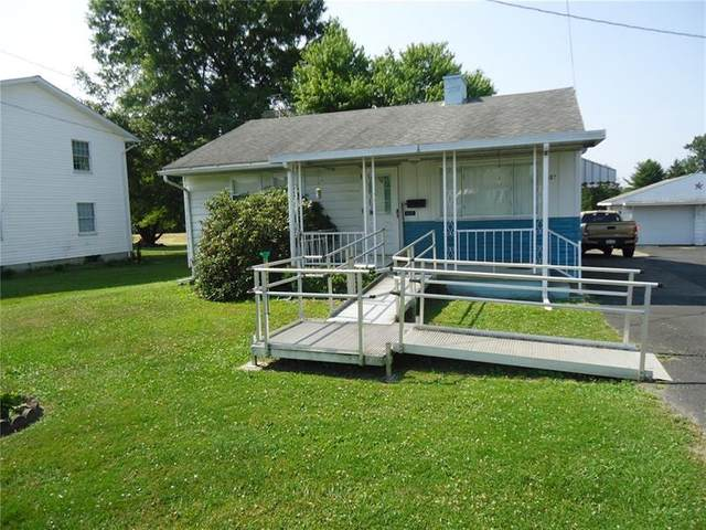 637 Brownsferry Rd., Carmichaels/Cumblnd, PA 15320 (MLS #1456183) :: Broadview Realty