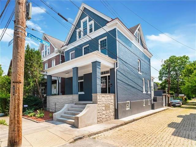 5712 Wellesley Ave, Highland Park, PA 15206 (MLS #1456223) :: RE/MAX Real Estate Solutions