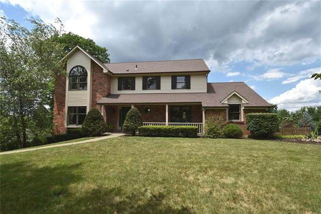 1736 Taper Drive, Upper St. Clair, PA 15241 (MLS #1456397) :: RE/MAX Real Estate Solutions
