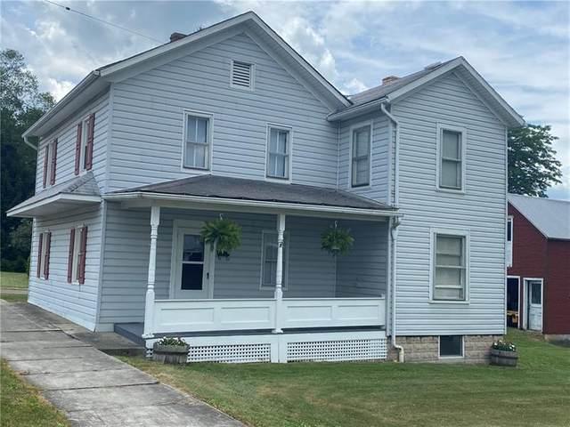 526 Salisbury Street, Meyersdale Boro, PA 15552 (MLS #1456401) :: RE/MAX Real Estate Solutions