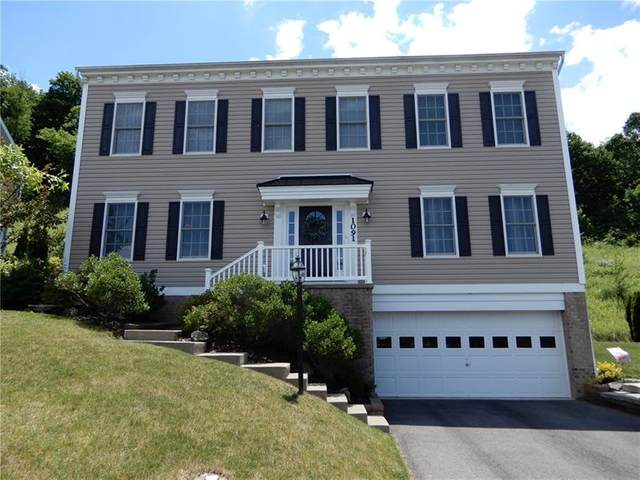 1091 Woodlawn Drive, North Strabane, PA 15317 (MLS #1456432) :: RE/MAX Real Estate Solutions