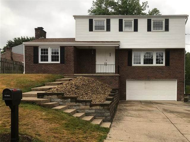 203 Rush Valley Road, Monroeville, PA 15146 (MLS #1456448) :: Broadview Realty