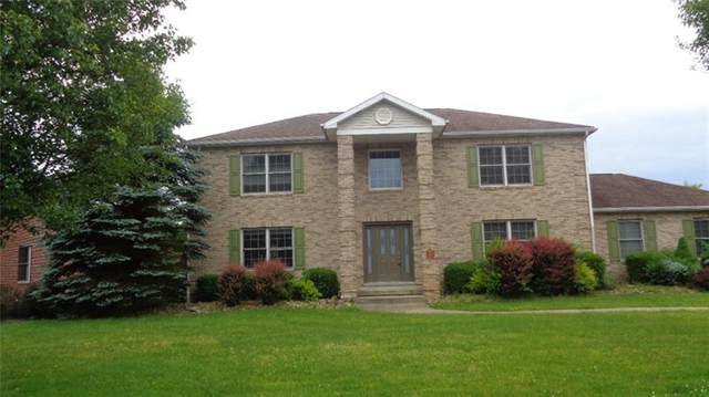 124 Stonebridge Dr, North Fayette, PA 15071 (MLS #1456467) :: RE/MAX Real Estate Solutions