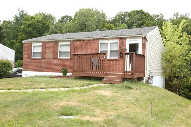 456 Billy Dr, Penn Hills, PA 15235 (MLS #1456477) :: RE/MAX Real Estate Solutions