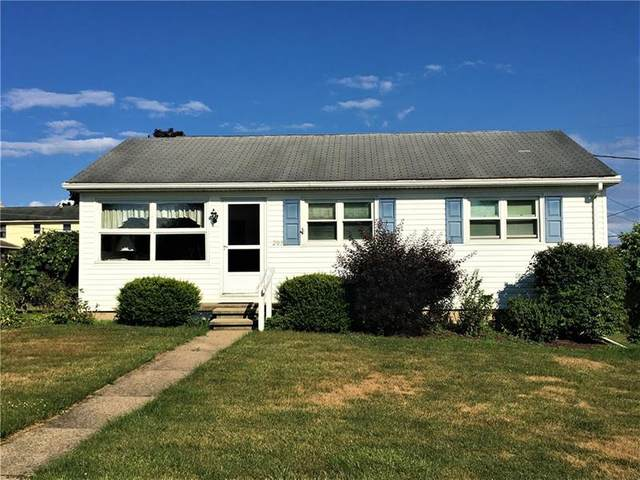 203 Courtland Rd, White Twp - Ind, PA 15701 (MLS #1456544) :: Dave Tumpa Team