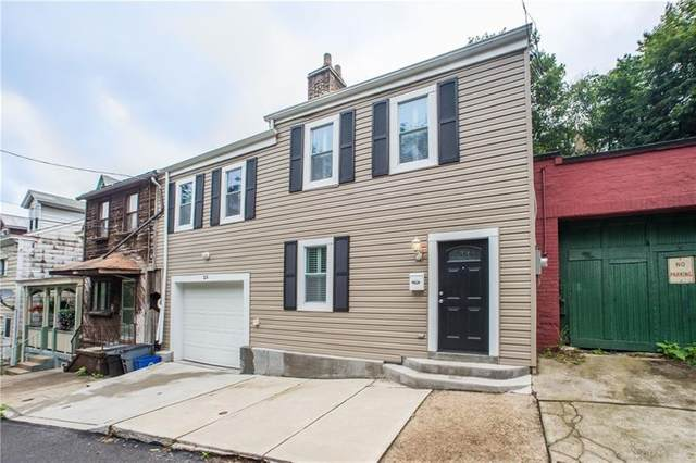 25 Greeley Street, South Side, PA 15203 (MLS #1456693) :: RE/MAX Real Estate Solutions