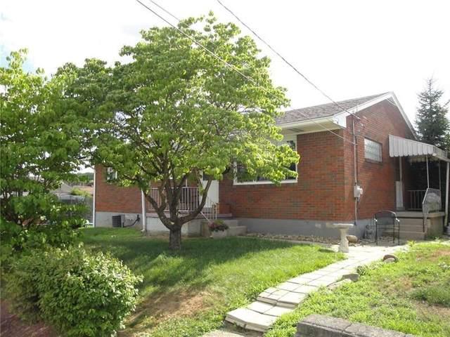 604 Mary, Monongahela, PA 15063 (MLS #1456707) :: RE/MAX Real Estate Solutions