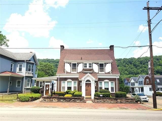 701 W Main St, Monongahela City, PA 15063 (MLS #1456800) :: RE/MAX Real Estate Solutions