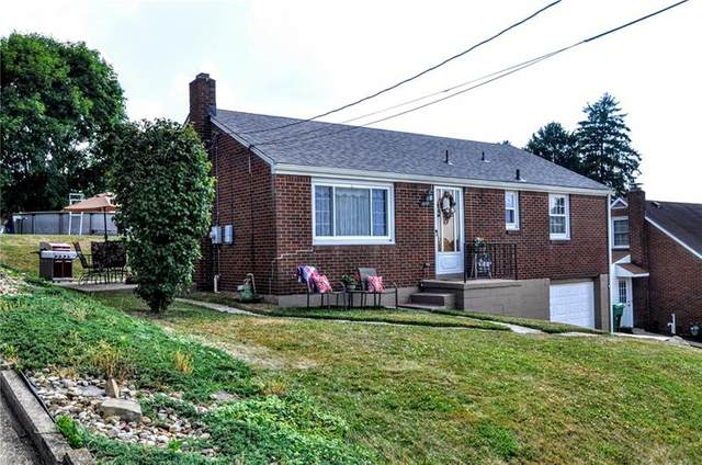 80 Scenery Blvd, Monessen, PA 15317 (MLS #1456810) :: RE/MAX Real Estate Solutions