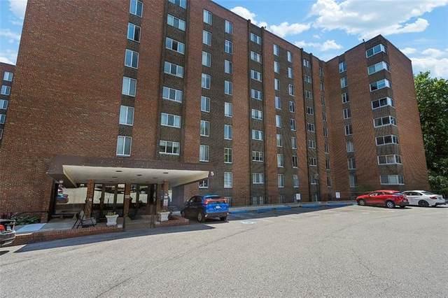 5 Bayard Rd #420, Shadyside, PA 15213 (MLS #1457008) :: RE/MAX Real Estate Solutions