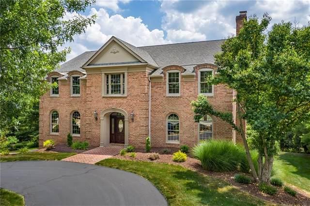 105 Sherborne Drive, Peters Twp, PA 15317 (MLS #1457109) :: Broadview Realty