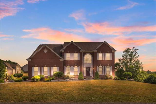 2301 Broomsage Ct, Murrysville, PA 15632 (MLS #1457172) :: RE/MAX Real Estate Solutions