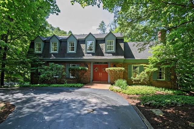 625 Twin Pine Road, Fox Chapel, PA 15215 (MLS #1457225) :: Broadview Realty