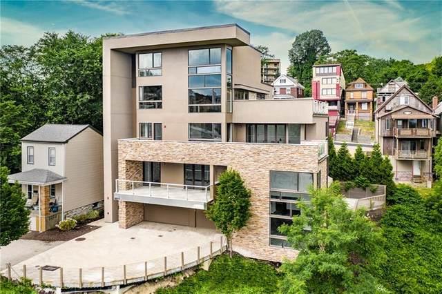 6 Neff Street B, Mt Washington, PA 15211 (MLS #1457347) :: RE/MAX Real Estate Solutions