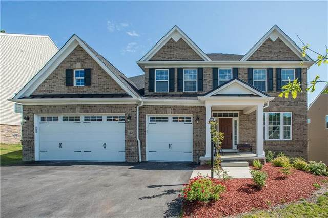 103 Cole Drive, Robinson Twp - Nwa, PA 15136 (MLS #1457552) :: Broadview Realty