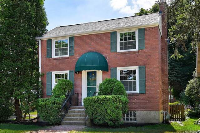 124 Dippold St, Sewickley, PA 15143 (MLS #1457576) :: Broadview Realty