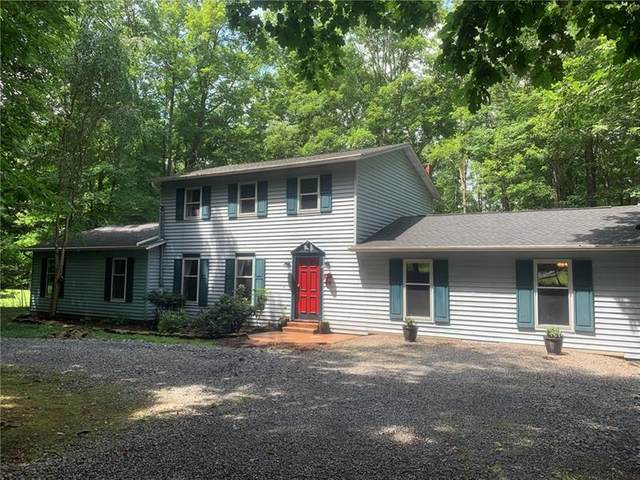 389 E Fairway Rd, Indian Lake Boro, PA 15926 (MLS #1457639) :: RE/MAX Real Estate Solutions