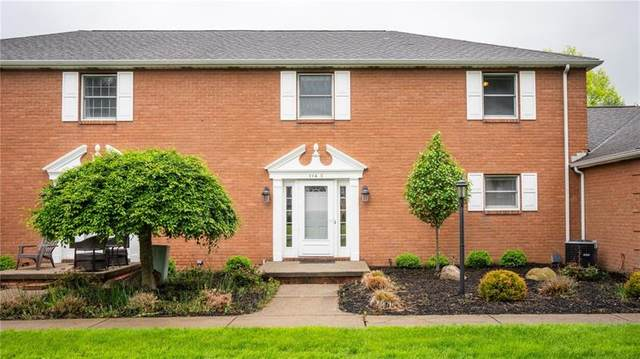 116 Clubhouse Drive C, Shenango Twp - Mer, PA 16159 (MLS #1457839) :: The SAYHAY Team