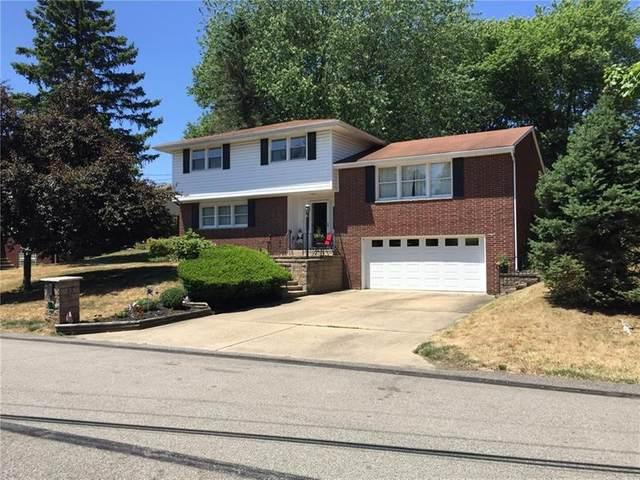 236 Knickerbocker Drive, Penn Hills, PA 15235 (MLS #1457863) :: Broadview Realty
