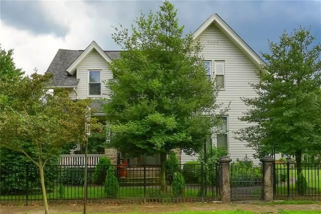 710 Thorn Street, Sewickley, PA 15143 (MLS #1457956) :: Broadview Realty