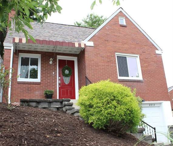 2213 Rockledge St, Spring Hill, PA 15212 (MLS #1457993) :: Broadview Realty