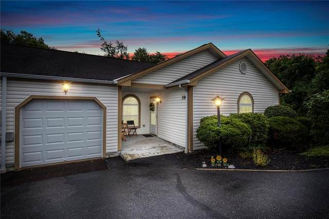 39 Blueberry Lane, Marshall, PA 15090 (MLS #1457994) :: RE/MAX Real Estate Solutions