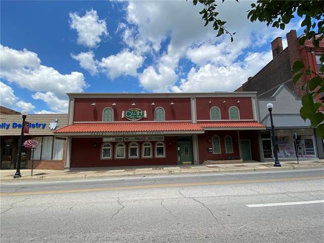 210-214 Main Street, Greenville Boro - Mer, PA 16125 (MLS #1458041) :: Broadview Realty