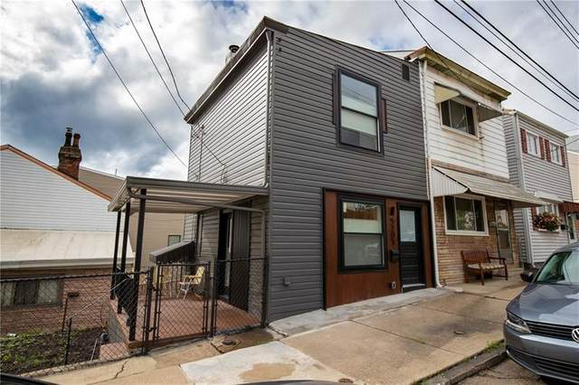 5203 Wickliff St, Lawrenceville, PA 15201 (MLS #1458075) :: RE/MAX Real Estate Solutions