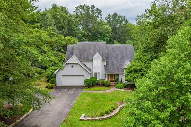 152 Timbersprings Drive, White Twp - Ind, PA 15701 (MLS #1458213) :: Broadview Realty