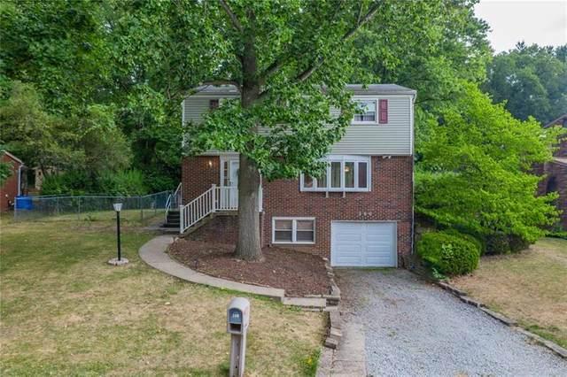 280 Knickerbocker Dr, Penn Hills, PA 15235 (MLS #1458247) :: Broadview Realty
