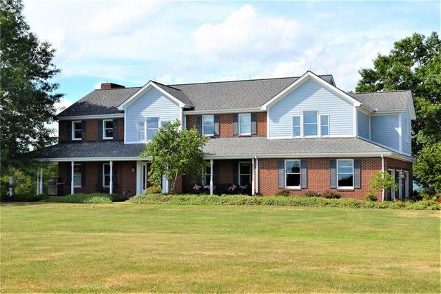 202 Forrest Dr, Franklin Twp, PA 16123 (MLS #1458363) :: Dave Tumpa Team